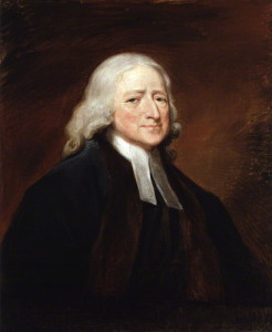 John Wesley after George Romney oil on canvas, (1789) NPG 2366 © National Portrait Gallery, London. Used by permission.